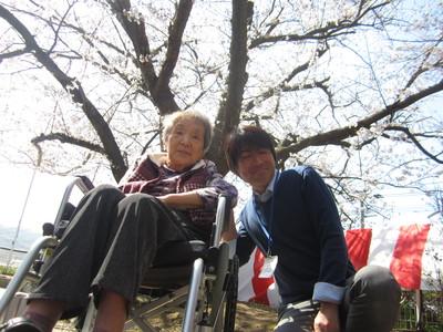 松下氏と室長.JPG