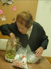 梅のシロップ漬け(^^♪